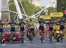 Tour de France záverečná etapa