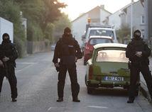Ansbach, útok, polícia
