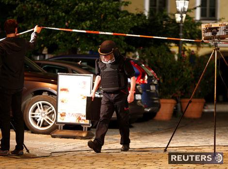 Páchateľom explózie v Ansbachu bol žiadateľ o azyl zo Sýrie