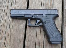 glock 17, zbraň