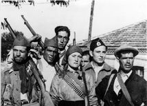 interbrigadisti, španielska občianska vojna