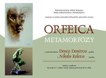 Orfeica Metamorfózy