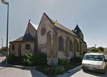Francúzsko, kostol, Saint-Etienne du Rouvray