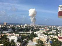 Mogadišu, výbuch