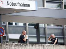 Útočník v Berlíne zastrelil lekára, potom spáchal samovraždu