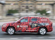 Škoda Kodiaq - Paríž Tour de France
