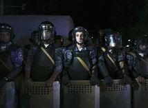 Arménsko, Jerevan, polícia