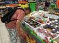 obchod, ovocie, potraviny, nákup