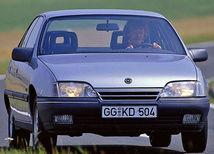 Opel Omega - 30 rokov