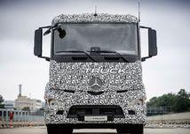 Mercedes-Benz Urban e-Truck Concept