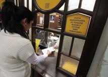 pošta, poštové služby, list, zásielka, platba
