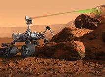 Mars, NASA, robotické vozidlo