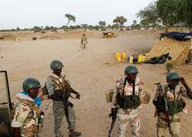 Nigéria, vojaci
