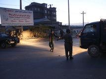 Afganistan, Kábul, výbuch, hotel
