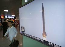 balistická raketa, KĽDR