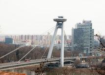 Most SNP, Bratislava, UFO