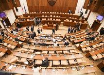 parlament, národná rada, NR SR, rokovacia sala