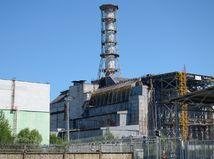 černobyl, jadrová elektráreň