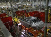 Chrysler 200 - produkcia