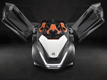 Nissan BladeGlider Concept - 2016