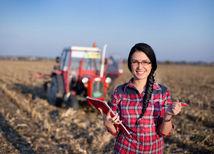 pôda, pozemok, družstvo, traktor