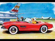 BMW 507 - 1955