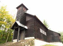 drevený kostolík, Horná Mariková