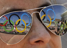 olympijské kruhy, Rio 2016