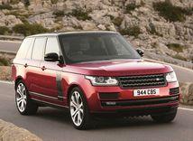 Range Rover SVA Dynamic - 2016