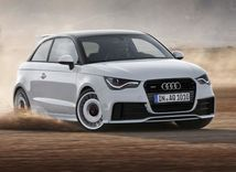 Audi A1 quattro - 2013