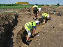 Blatné, archeológovia