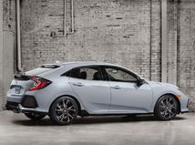 Honda Civic Hatchback - 2016