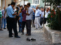 Gaziantep, turecko, výbuch, útok,