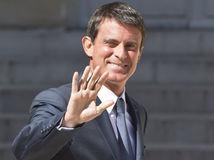 francúzsky premiér, Manuel Valls