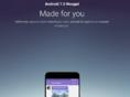 Android 7, operačný systém, Android