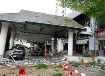 Thajsko, hotel, výbuch, bomba
