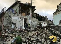 zemetrasenie, Taliansko