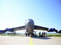 SIAF 2016, lietadlo, bombardér, bombardér B-52,
