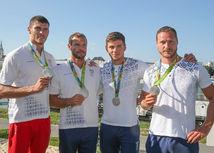 Tibor Linka, Juraj Tarr, Denis Myšák, Erik Vlček
