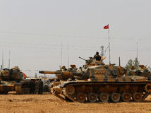 Turecký tank, Sýria