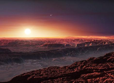 Novoobjavená planéta podobná Zemi je zatiaľ najbližšie