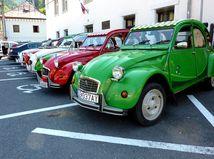 Zraz Citroënov 2CV