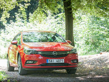 Test+video: Opel Astra ST 1,6 Turbo- s...