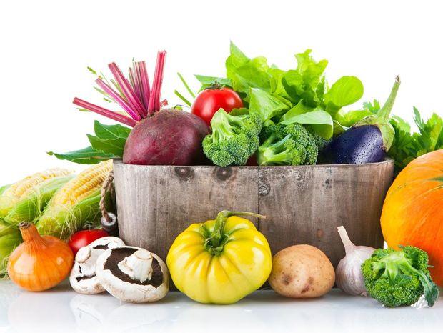 jedlo, zelenina, zdravá strava