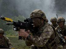 NATO, cvičenie, NEPOUZIVAT