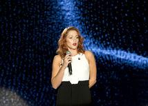 V rámci finálového večera zaspievala Emma Drobná.