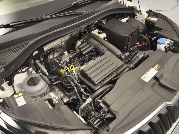 Najviac nás počas testov potešila benzínová verzia 1,4 TSI. Motor je pružný, tichý a skvelo si rozumie so 7-stupňovou dvojspojkou DSG.
