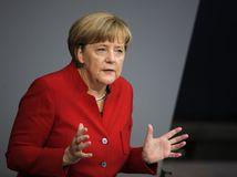Merkelová Trumpovi: Európania majú svoj osud vo vlastných rukách