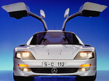Mercedes-Benz C112 Concept - 1991