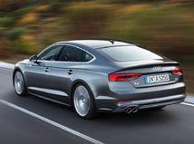 Audi A5 Sportback- 2016